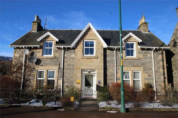7 Bedrooms Villa House for sale in Gynack Villa, High Street, KINGUSSIE, Highland