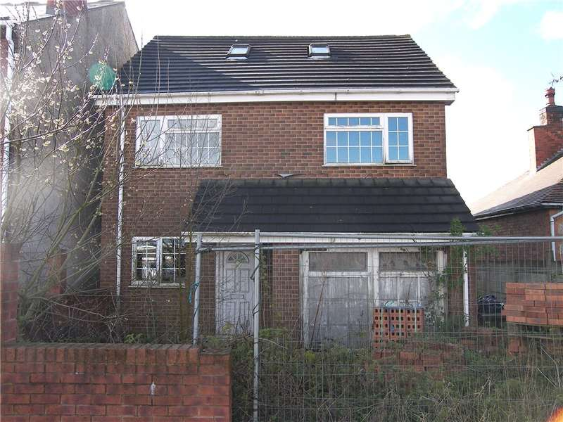 4 Bedrooms Detached House for sale in Carter Lane East, South Normanton, Alfreton, Derbyshire, DE55