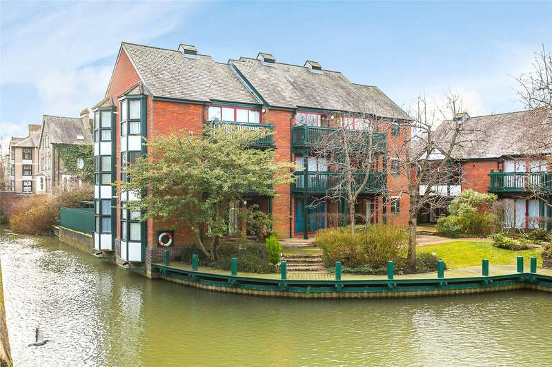 2 Bedrooms Flat for sale in Watermans Reach, Brook Street, Oxford, OX1