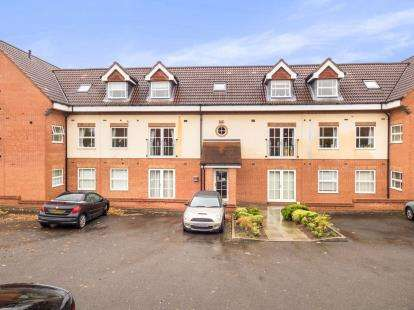 2 Bedrooms Flat for sale in Green Court, Moor Lane, Nottingham, Nottinghamshire