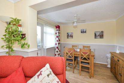 3 Bedrooms End Of Terrace House for sale in Litton Road, Mansfield Woodhouse, Mansfield, Nottinghamshire