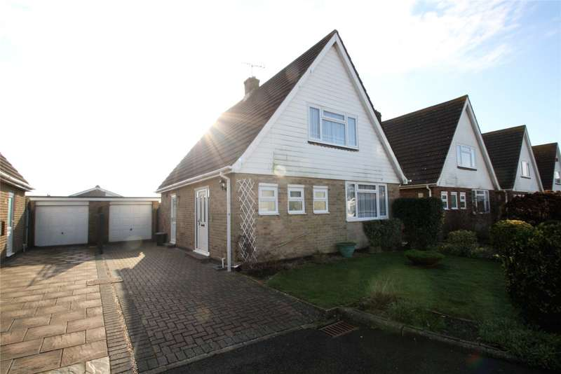 3 Bedrooms Detached Bungalow for sale in Doone End, South Ferring, West Sussex, BN12