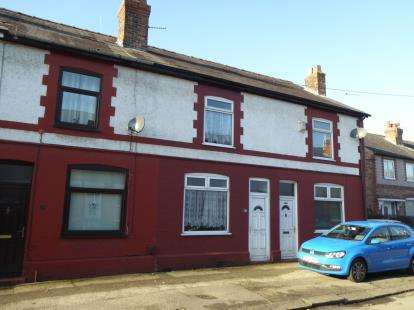 2 Bedrooms Terraced House for sale in Rock Road, Warrington, Cheshire