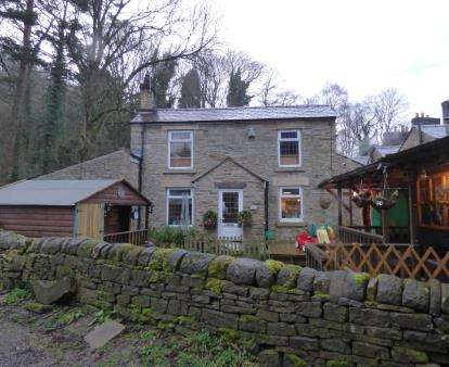 2 Bedrooms Detached House for sale in Bank End Cottages, Furness Vale, High Peak