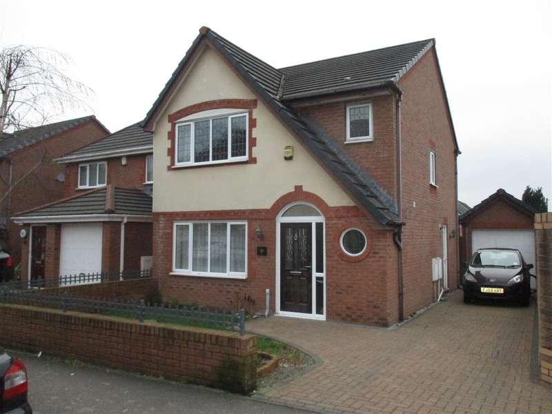 3 Bedrooms Property for sale in Verallo Drive, Cardiff