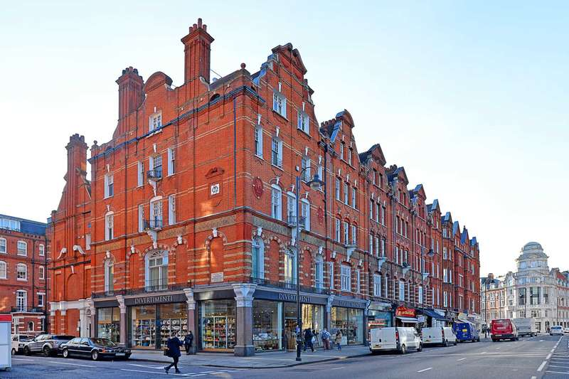 2 Bedrooms Apartment Flat for sale in Egerton Gardens, Knightsbridge SW3