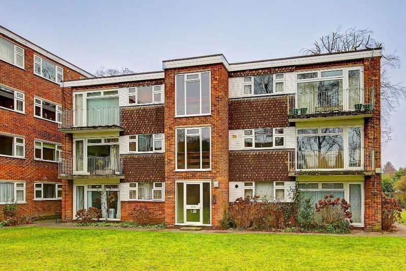 2 Bedrooms Flat for sale in Warham Road, South Croydon, CR2 6LJ
