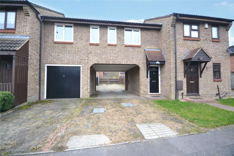 1 Bedroom Maisonette Flat for sale in Hythe Close, Bracknell, Berkshire, RG12