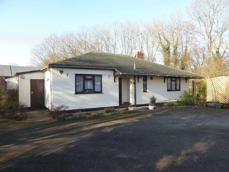 3 Bedrooms Detached Bungalow for sale in HOLMCROFT, NEEDHAM AVENUE, QUEDGELEY, GLOUCESTER GL2 2SF