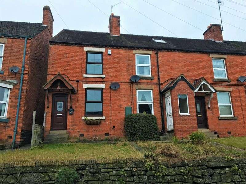 2 Bedrooms House for sale in Mayfield Road, Ashbourne