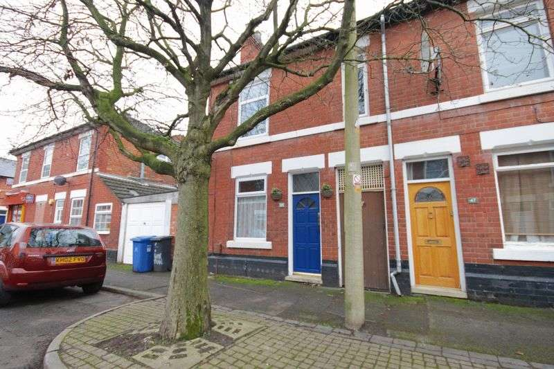 2 Bedrooms House for sale in WARD STREET, DERBY