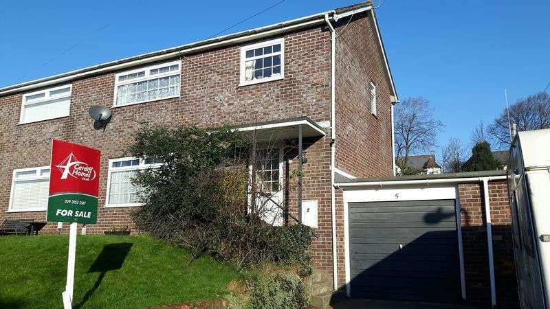 3 Bedrooms Semi Detached House for sale in Ty-Mawr Road, Cardiff
