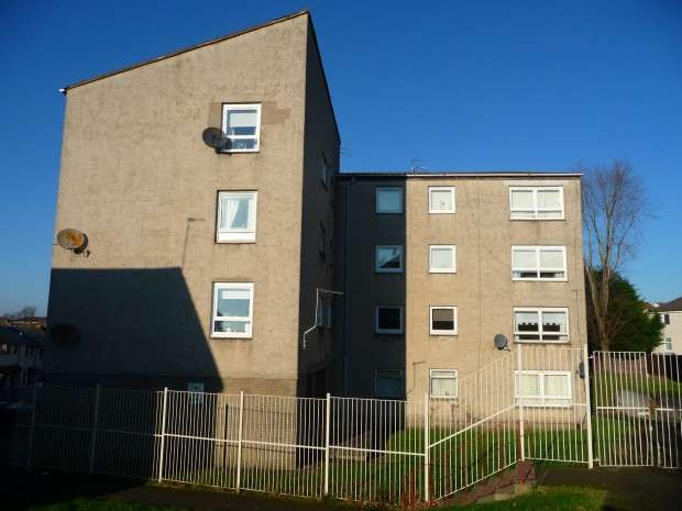 2 Bedrooms Flat for sale in Kildonan Place, Motherwell, ML1