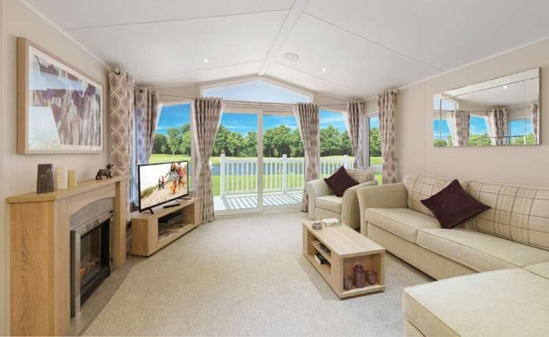 2 Bedrooms Mobile Home for sale in Lynch Lane, Weymouth