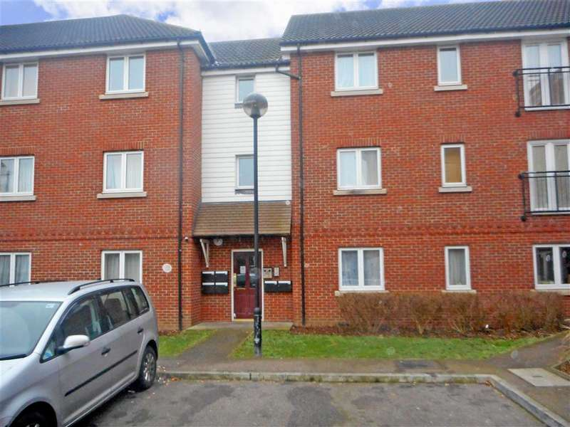 2 Bedrooms Flat for sale in Glandford Way, Chadwell Heath, Essex