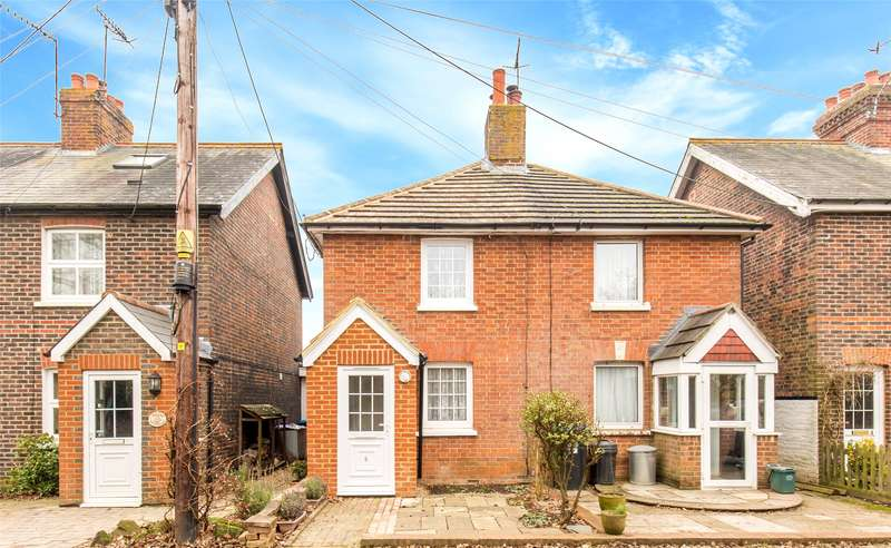 2 Bedrooms Semi Detached House for sale in Gays Cottages, Tandridge Lane, Lingfield, Surrey, RH7