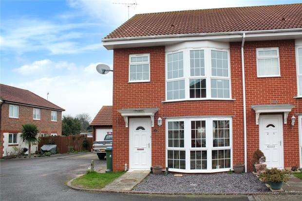 3 Bedrooms End Of Terrace House for sale in Mill Road, Angmering, West Sussex, BN16