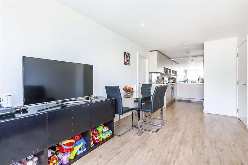 2 Bedrooms Flat for sale in Brooklyn Building, 32 Blackheath Road, London, SE10