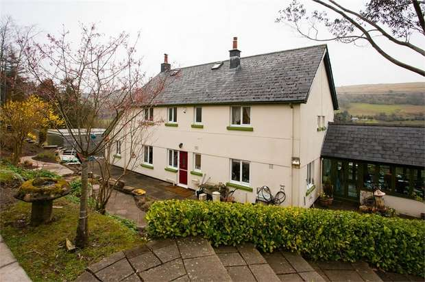 4 Bedrooms Detached House for sale in Pontsticill, Merthyr Tydfil, Mid Glamorgan