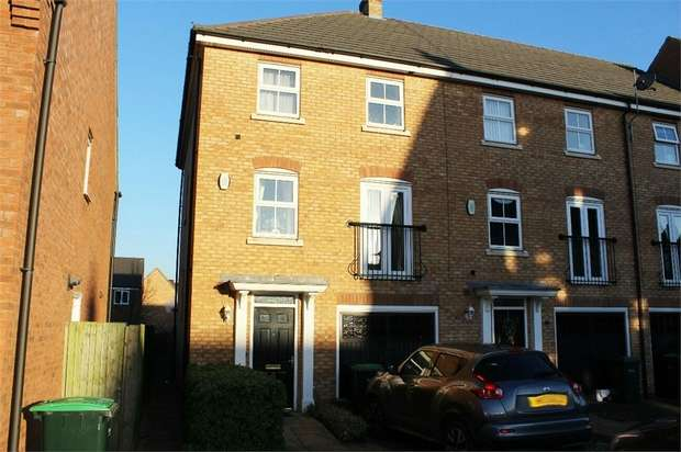 4 Bedrooms End Of Terrace House for sale in Gough Drive, Tipton, West Midlands