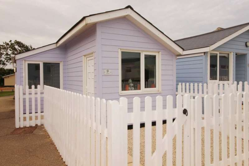 Park Home Mobile Home for sale in Paston Road, Mundsley