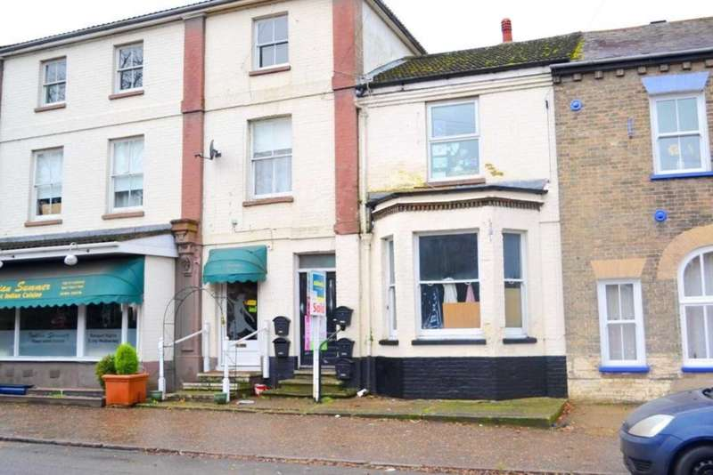 1 Bedroom Flat for sale in Station Street, Swaffham