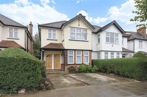 1 Bedroom Apartment Flat for sale in Goodwyn Avenue, Mill Hill, London