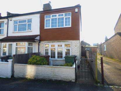 2 Bedrooms End Of Terrace House for sale in London, Walthamstow, London