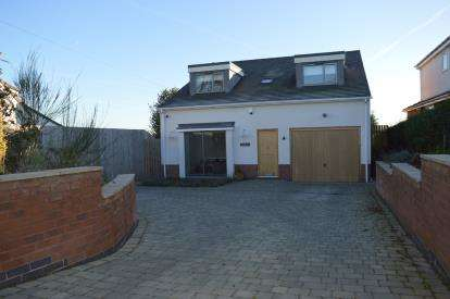 5 Bedrooms Detached House for sale in Upper Way, Upper Longdon, Staffordshire