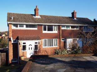 4 Bedrooms Semi Detached House for sale in Timbertop Road, Biggin Hill, Westerham, Kent