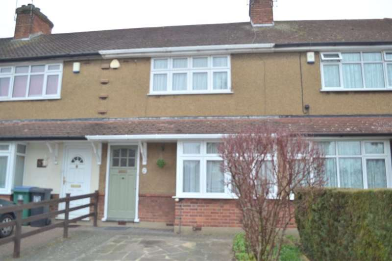 2 Bedrooms Terraced House for sale in Kingswood Road, Watford, Herts