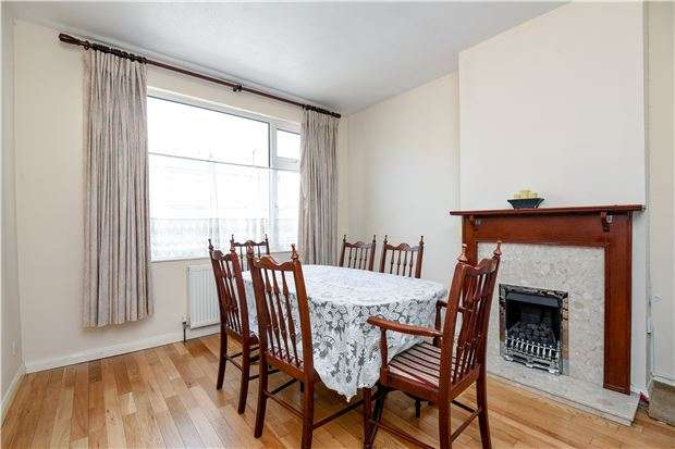 3 Bedrooms End Of Terrace House for sale in Stockport Road, Streatham Vale, London,SW16