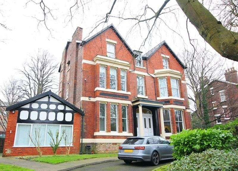 2 Bedrooms Flat for sale in Linnet Lane, Aigburth, Liverpool, L17