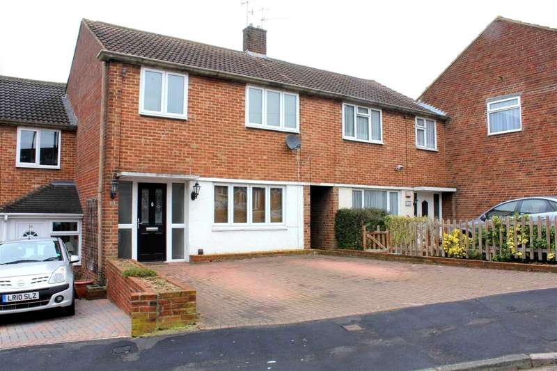 3 Bedrooms House for sale in WELL PRESENTED 3 BEDROOM FAMILY HOME IN Great Whites Road, Hemel Hempstead