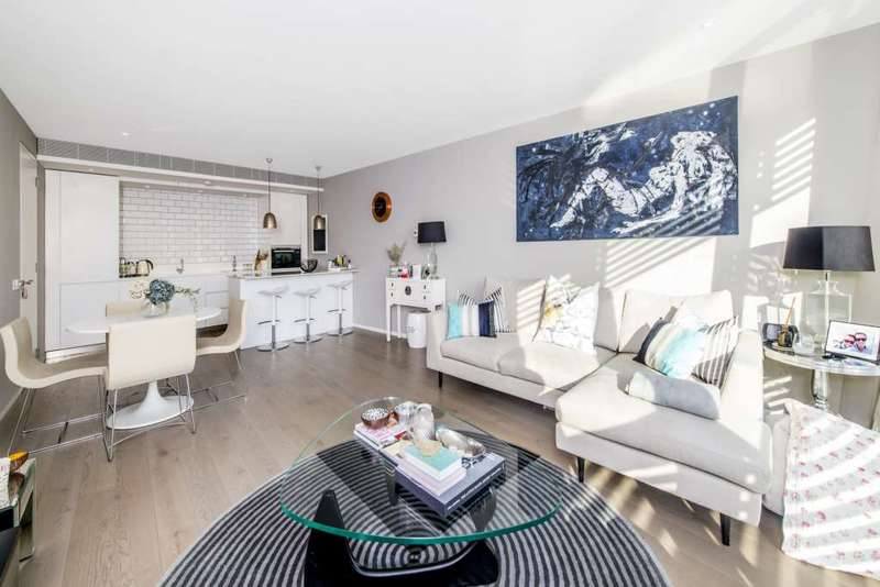 1 Bedroom Apartment Flat for sale in Albion Riverside, 8 Hester Road