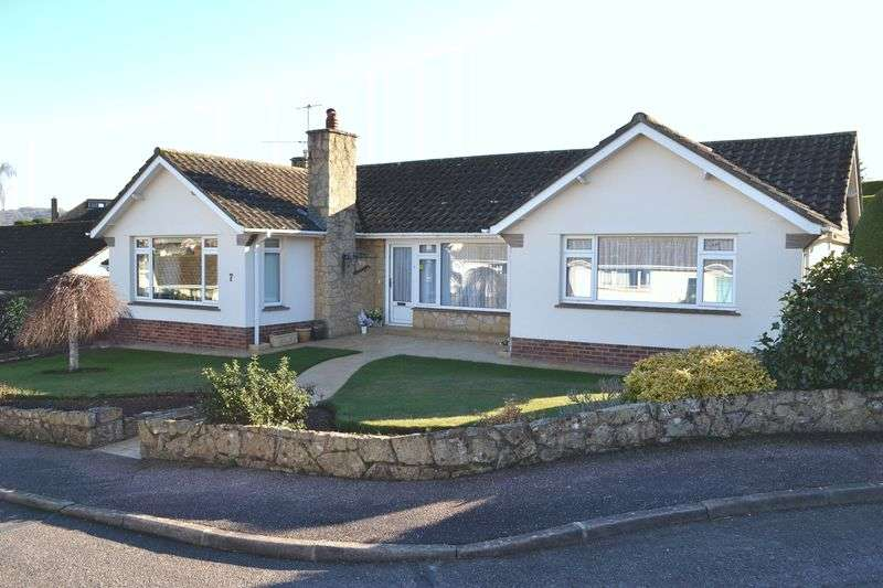 3 Bedrooms Detached Bungalow for sale in Woolbrook Park, Sidmouth