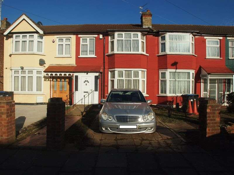 3 Bedrooms Terraced House for sale in Dorchester Avenue, Palmers Green