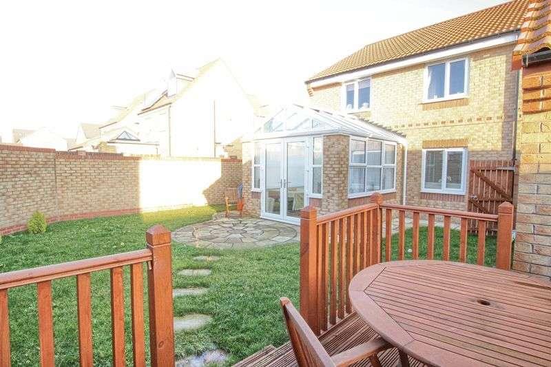 4 Bedrooms Detached House for sale in Kirkbride Way, Ingleby Barwick