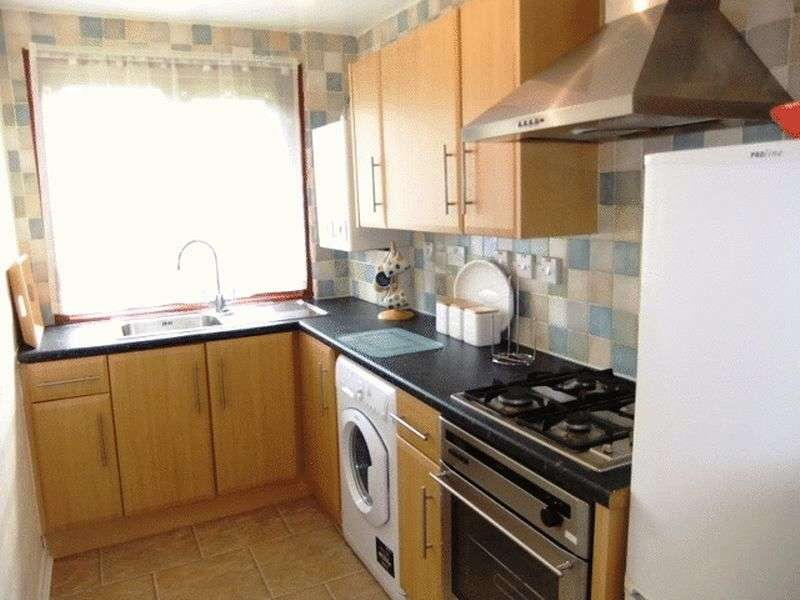 1 Bedroom Flat for sale in Clunie Road, Dunfermline