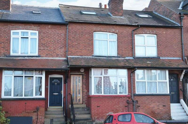 3 Bedrooms Terraced House for sale in Harehills Road, Leeds