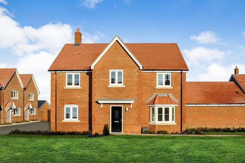 4 Bedrooms Detached House for sale in Beaumont Gardens, Sutton Courtenay