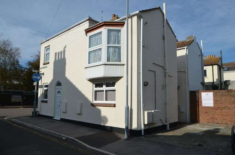 2 Bedrooms Flat for sale in Ranelagh Road, Weymouth