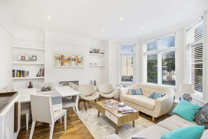 2 Bedrooms Flat for sale in Essendine Road, London
