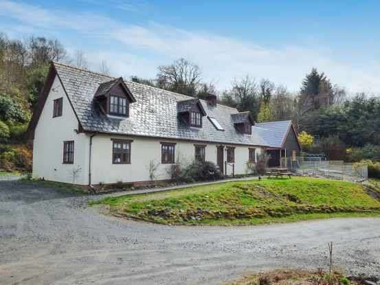 4 Bedrooms Detached House for sale in Llanerfyl, Welshpool, Powys, SY21 0JB