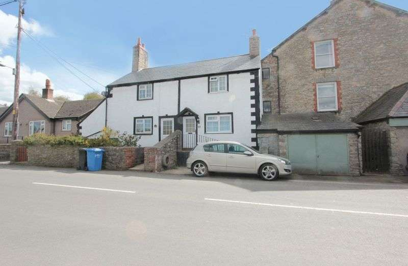 2 Bedrooms Cottage House for sale in Denbigh Street, Henllan