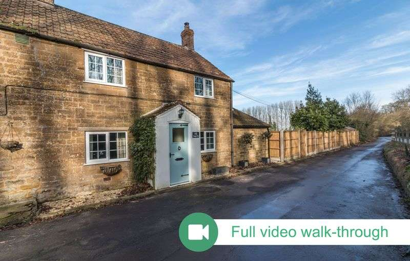 3 Bedrooms Cottage House for sale in Hillside Cottages, South Petherton