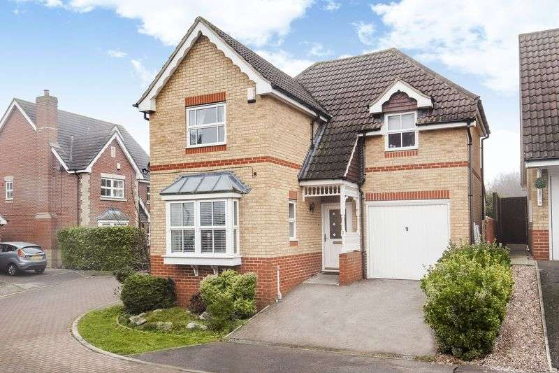3 Bedrooms Detached House for sale in West Cheshunt, Hertfordshire