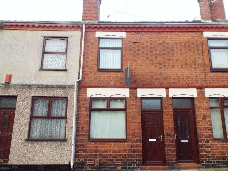 2 Bedrooms Terraced House for sale in Watkin Street Fenton., Stoke-On-Trent