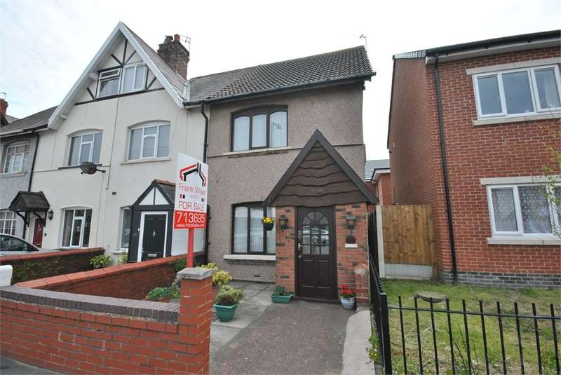 3 Bedrooms End Of Terrace House for sale in St Davids Road North, Lytham St Annes, FY8
