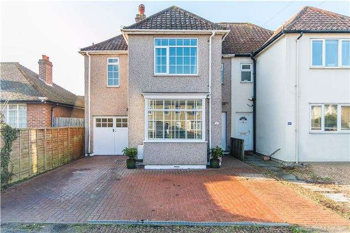 4 Bedrooms Semi Detached House for sale in Coldhams Lane, Cambridge